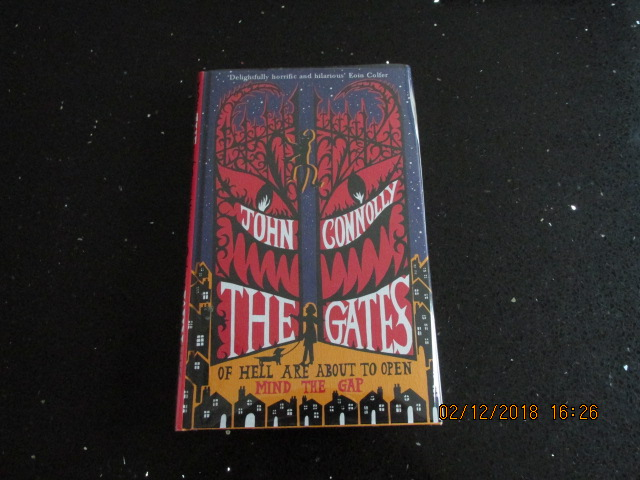 Image for The Gates [ a Signed First Impression ]