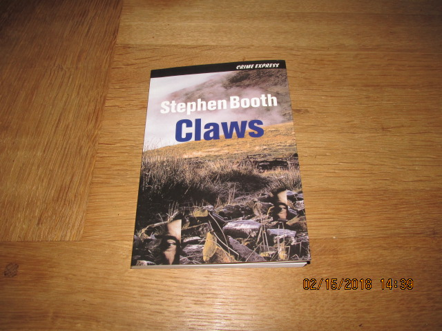 Image for Claws a DC Ben Cooper Story Signed First Edition