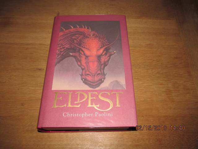 Image for Eldest Book Two of The Inheritance Cycle [ a 1st Edition 1st Impression ]