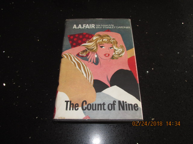 Image for The Count of Nine