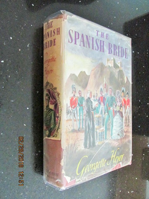 Image for The Spanish Bride  [ 1940 First Printing in Dustjacket ]
