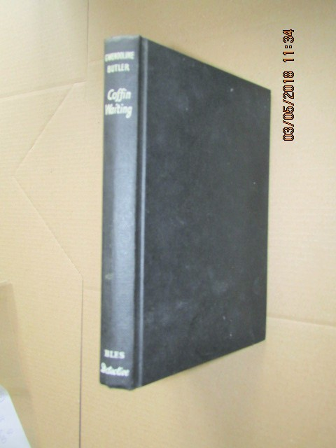 Image for Coffin Waiting First Edition Hardback