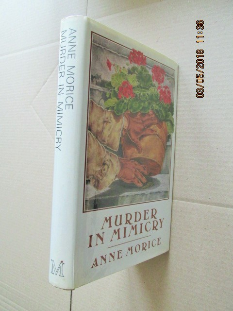 Image for Murder in Mimicry First Edition Hardback in Dustjacket