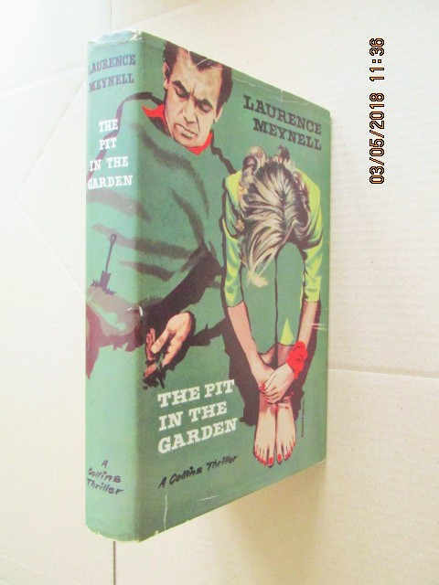 Image for The Pit in the Garden First Edition Hardback in Original dustjacket