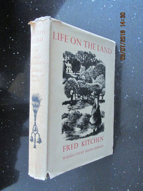 Image for Life on the Land [ 1941 First Edition in Jacket ]