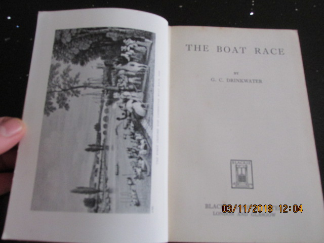 Image for The Boat Race First Edition
