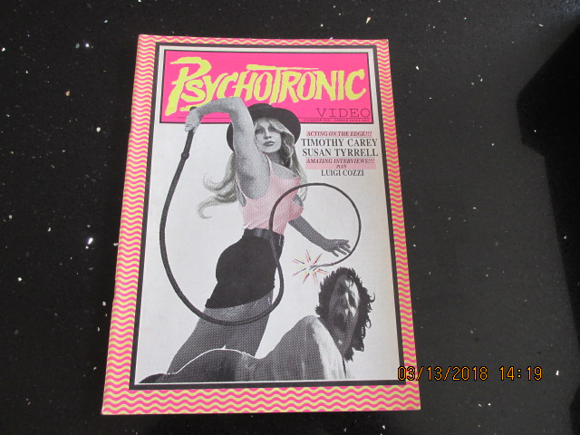 Image for Psychotronic  Issue 6  1990