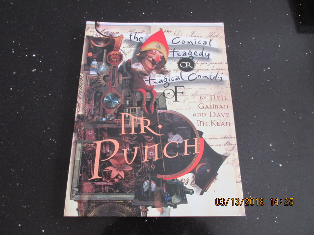 Image for The Tragical Comedy or Comical Tragedy of Mr Punch First Edition