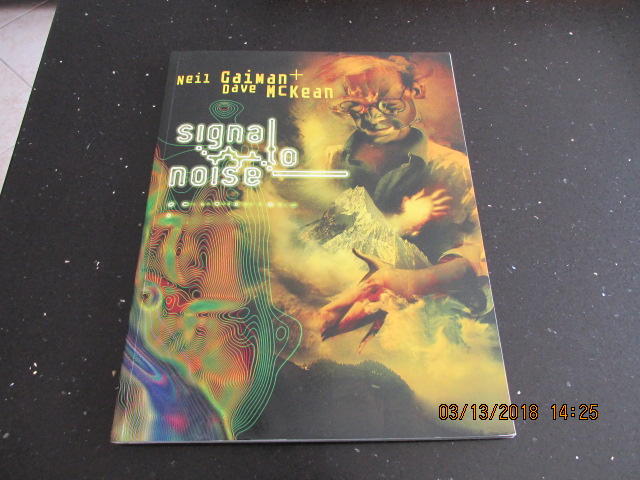Image for Signal to Noise First Edition