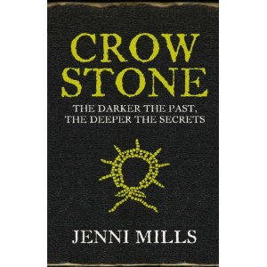 Image for Crow Stone [an Unread Signed Lined and Dated 1st Printing Very Fine Copy]